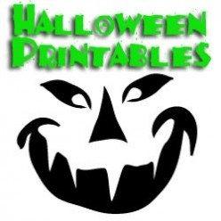 Halloween Printables & Paper Crafts