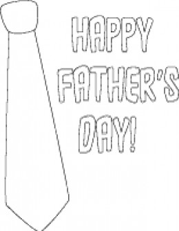 Fathers Day Coloring Crafts HubPages