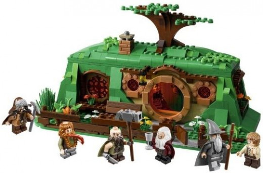 LEGO Hobbit: An Unexpected Gathering