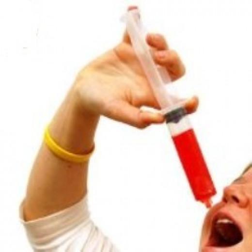 Jello Shot Syringe