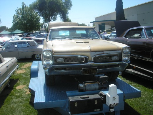 Classic Old Gto Muscle Cars 1964 1974 Car Pictures Hubpages