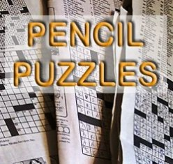 Printable Pencil Games, Puzzles, Brain Teasers