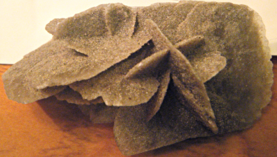 Sand Selinite from Mexico