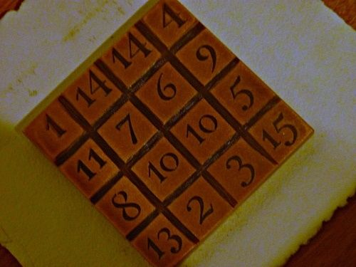 Cryptogram code block photo by austinevan, on Flickr