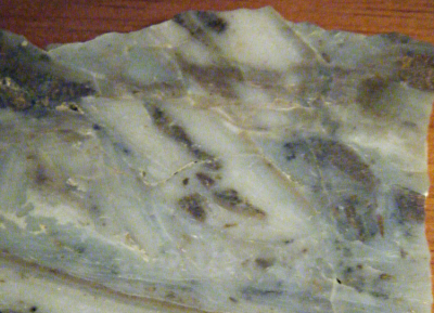 Alabaster from Alberta
