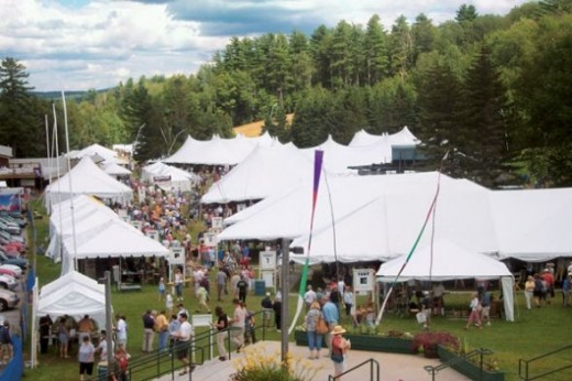 Winter Craft Fair  New Hampshire