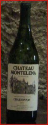Chateau Montelena Charddonay