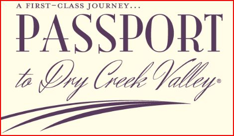 Dry Creek Passport Tasting