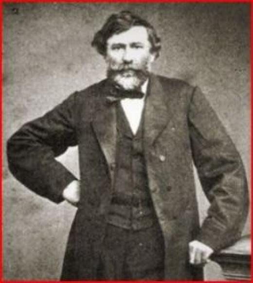 The Count of Buena Vista-Agoston Haraszthy de Mokesa