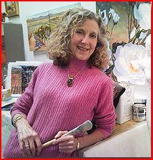 Kay Carlson-Napa Artist