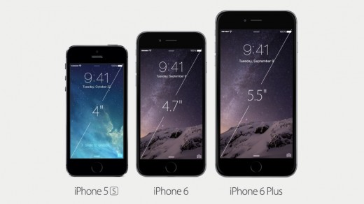 The New iPhones 6 and 6 Plus