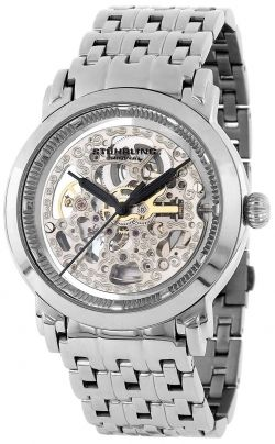 Stuhrling Original Men's 165A.33112 Skeleton