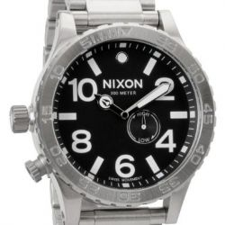 Men's 51-30 Watch with Black Dial [Watch] Nixon