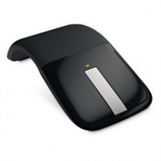 Microsoft Arc Touch Wireless Mouse