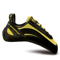 La Sportiva climbing shoe