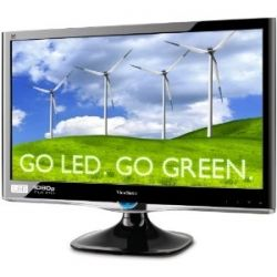 Viewsonic VX2450WM LED 24-Inch Computer Monitor
