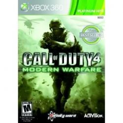 Call of Duty 4 Xbox 360 - Modern Warfare