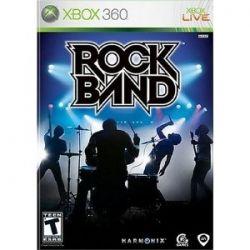Xbox 360 Rock Band