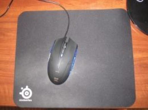Cobra E-3lue High Precision Gaming Mouse