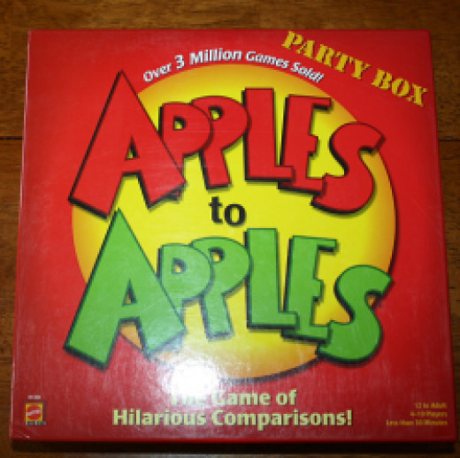 you Cindy apples to apples game for adults experience