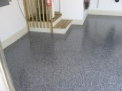 Surface Preparation for an Epoxy Garage Floor