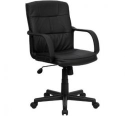 Flash Furniture Leather Office Chair
