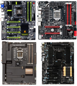 Best Intel Motherboards 2015 - Socket 1155, 2011