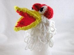 Chicken Hand Puppet