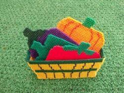 Garden Produce Coasters