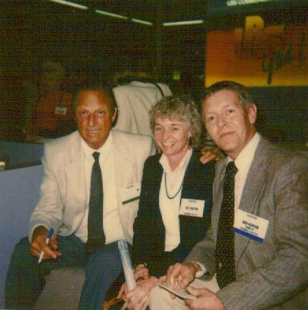 Meeting Stan Musial