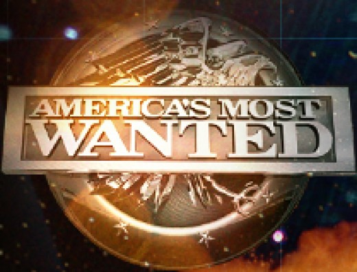 """Logo of the TV Show """"America's Most Wanted"""""""