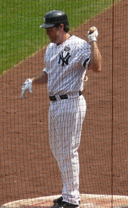 Lance Berkman as a New York Yankee