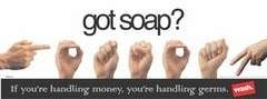 Got Soap Poster Food Safety and Hand Washing