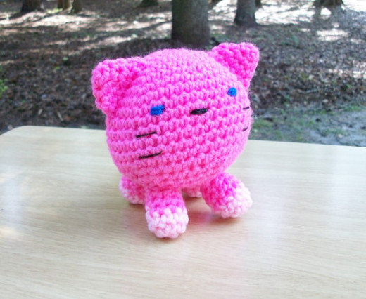 Pink Panther Pussycat in Plush