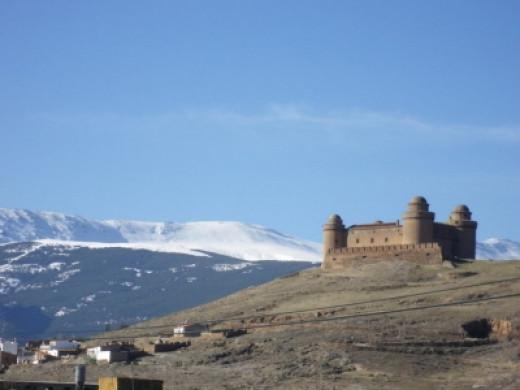 No. 2 - La Calahorra Castle