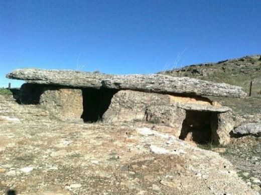 No. 3 - Dolmen 134 - The Megalithic Park - Gorafe