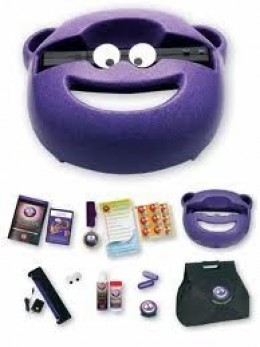 Glitterbuddy Kit for infection control trainings