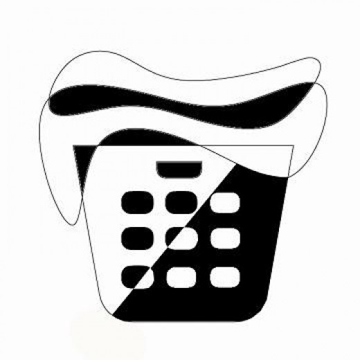 Hospital Laundry and Environmental Cleaning Icon