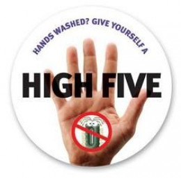 Wash you hands for better health!