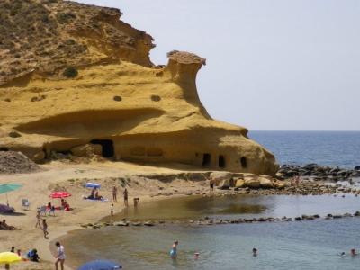 No. 10 - Playa de Los Cocederos - Costa Calida