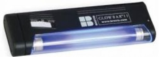 Glow Bar UV Black Light