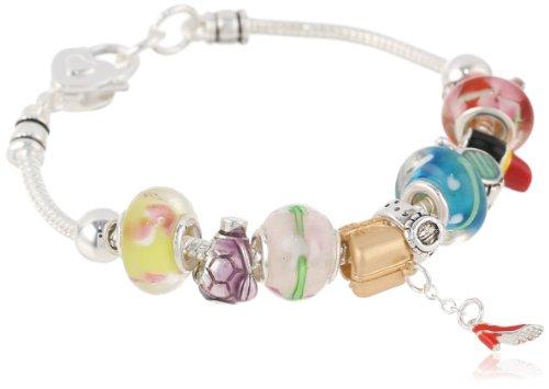 Teenage Jewelry - Girls Essentials Charm Bracelet