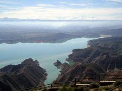 Lake Negratin - Altiplano de Granada