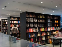 Treasures await in the aisles of books