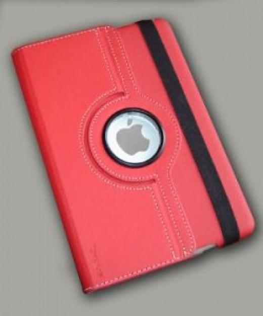 Red Targus Case