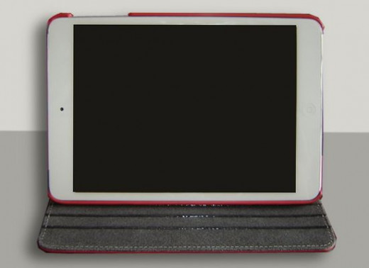 Ipad Mini Case Landscape Stand