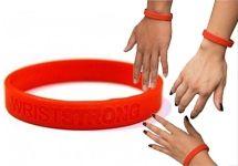Stephen Colbert - The Colbert Report - Wriststrong Bracelet