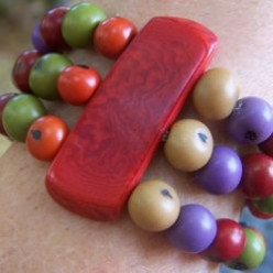 Tagua Nut Bracelets - Beautiful & Eco Friendly!