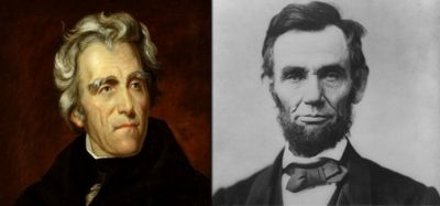 Flagg's Portrayal of Uncle Sam Resembles both Andrew Jackson and Abe Lincoln