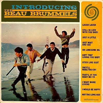 """Introducing the Beau Brummels"" in 1965"